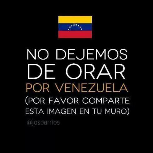 OrarPorVenezuela