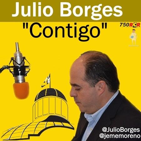 aycaracha - CONTIGO - JULIO BORGES