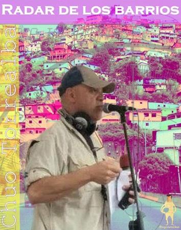 Aycaracha - LOGOTIPO RADAR DE LOS BARRIOS