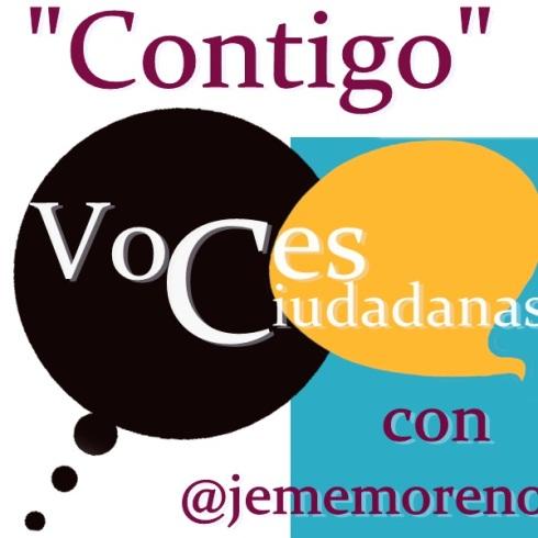 CONTIGO -. VOCES CIUDADANAS