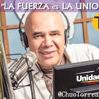 #LaFuerzaEsLaUnión @FuerzaUnionVE @ChuoTorrealba 17-10-18 (*)