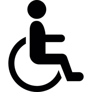 male-cartoon-on-wheel-chair_318-44347